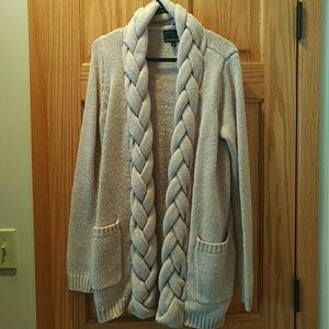 Beautiful cozy chunky cardigan